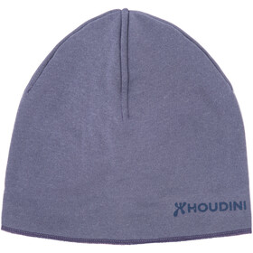 Houdini Toasty Top Heather Hat Barn greystone purple